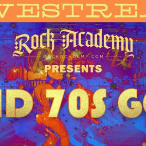 Rock Academy Presents Solid 70's Gold LIVESTREAM