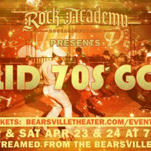 Rock Academy Presents 'Solid 70's Gold'