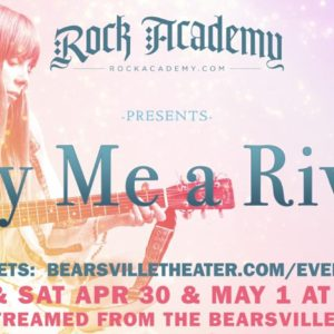 Rock Academy Presents 'Cry Me A River'