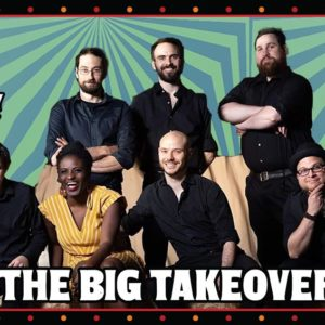 The Big Takeover LIVE at Bearsville Theater