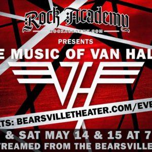 Rock Academy Presents 'The Music of Van Halen'