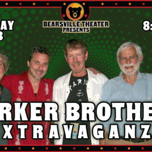 Parker Brothers Extravaganza  LIVE at Bearsville Theater