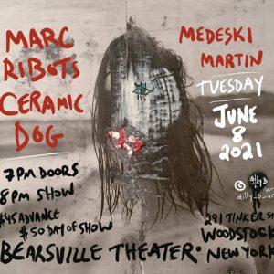 Marc Ribot's Ceramic Dog w/ Medeski Martin LIVE at Bearsville Theater – LAST FEW TICKETS!