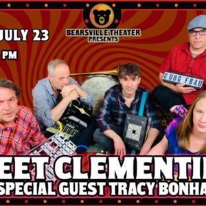 The Sweet Clementines with Special Guest Tracy Bonham LIVE at Bearsville Theater