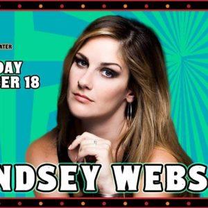 Lindsey Webster  LIVE at Bearsville Theater