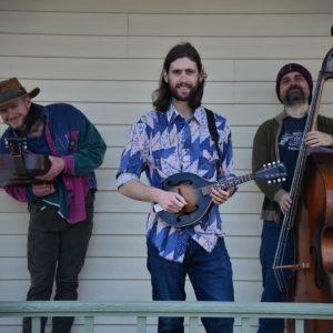 Americana BBQ with Eugene Tyler Band & Jim Gaudet & The Railroad Boys