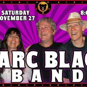 Marc Black Band  Live at Bearsville Theater