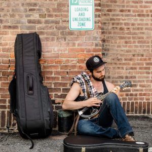 Americana BBQ live music from Conor Wenk & Mark Brown Band