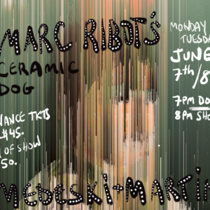 Marc Ribot's Ceramic Dog w/ Medeski Martin LIVE at Bearsville Theater