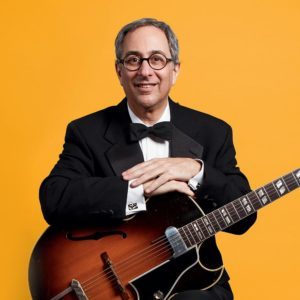 Jazz Brunch with live Music from Perry Beekman
