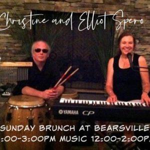 Jazz Brunch w/live Music from Christine and Elliot Spero