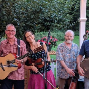 Americana BBQ with New Breaks Bluegrass Band and The Bluegrass Wranglers