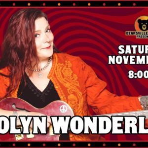 Carolyn Wonderland LIVE at Bearsville Theater