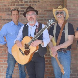 Americana BBQ with Long Steel Rail and R.J. Storm & Old School