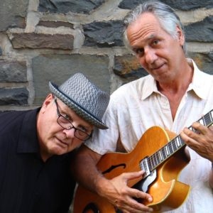 Jazz Brunch with Live Music from Dr. Swing Duo