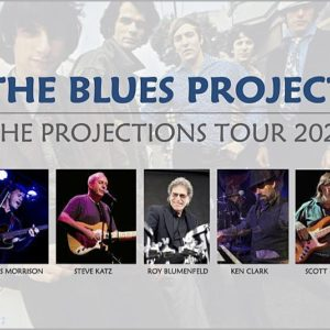 The Blues Project – The Projection Tour LIVE at Bearsville Theater