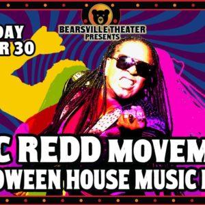 Eric Redd Movement Live at Bearsville Theater