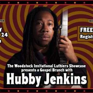 Gospel Brunch with LIVE music from Hubby Jenkins at Bearsville Theater